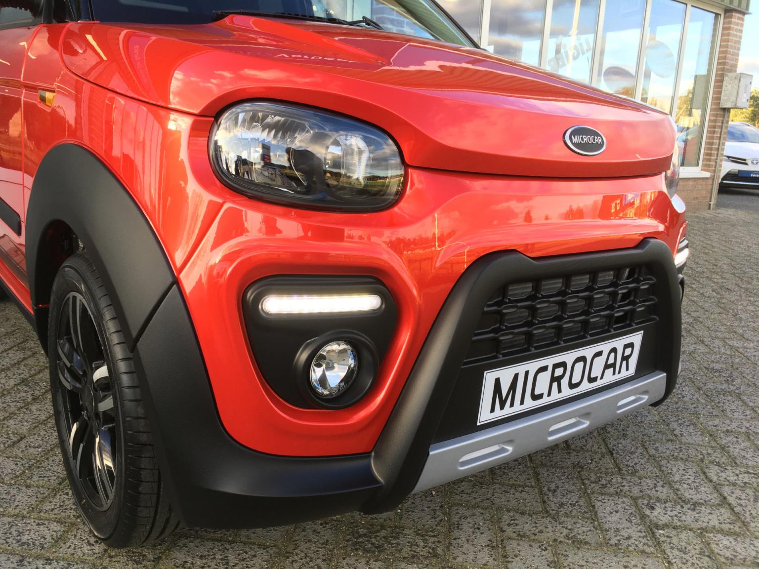 Microcar-M.GO 6 X Sun DCI - Van € 16.880,- voor € 14.995,- | Voorraadactie!-9