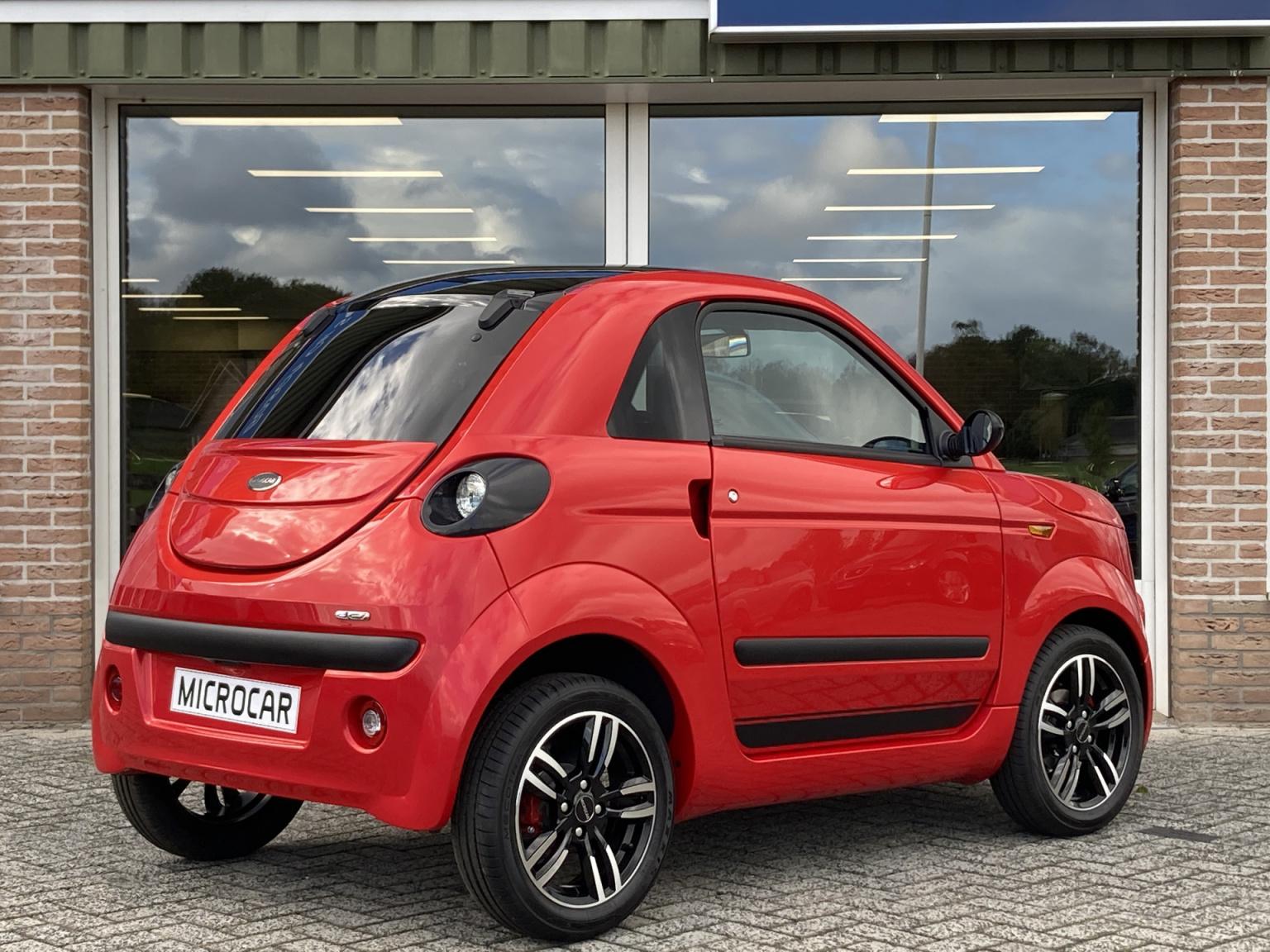 Microcar-Dué 6 Plus Design Pack DCi - Van € 13.490,- voor € 12.490,- | Voorraadactie!-5